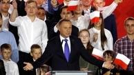 رئیسجمهوری لهستان| رئیسجمهوری کنونی لهستان پیشتاز دور دوم انتخابات