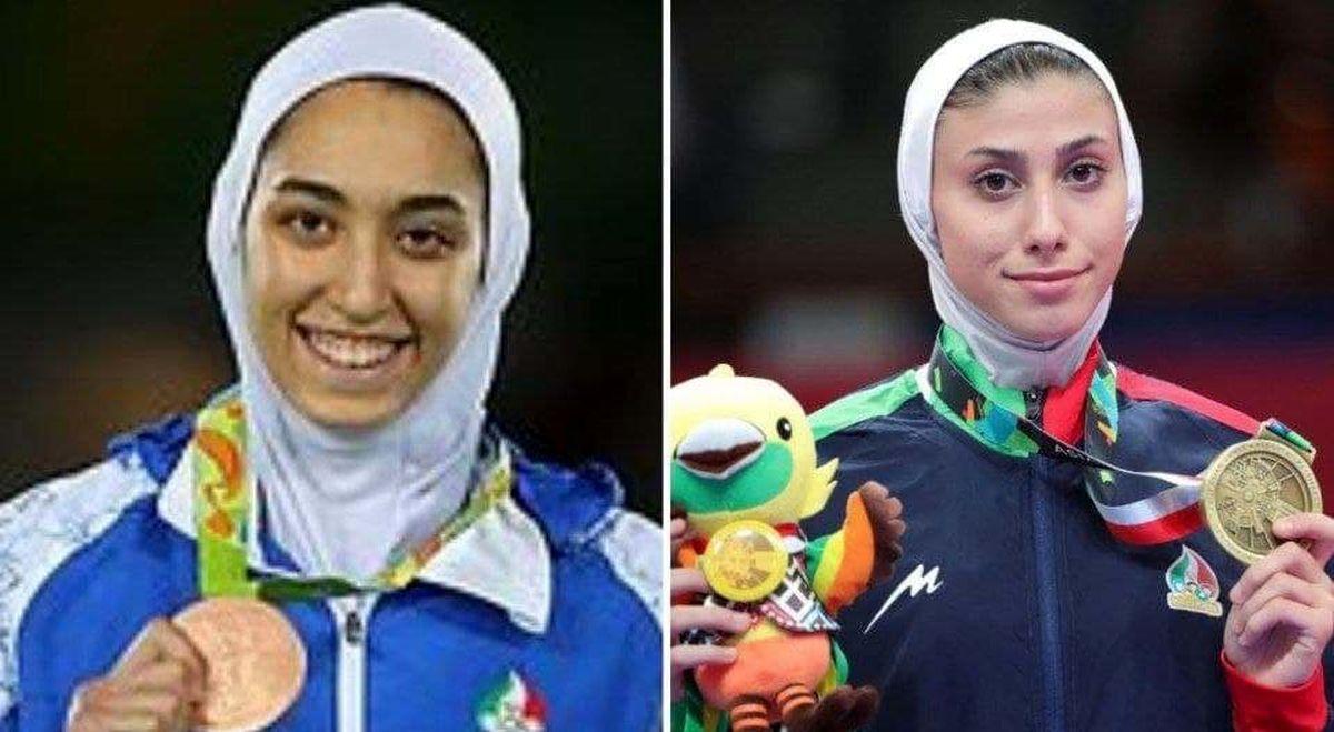دیدار کیانی و کیمیا علیزاده در المپیک لغو شد