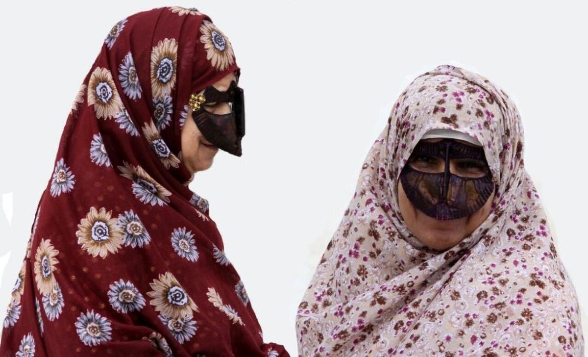 زنان درافغانستان میتوانند انواع دیگری از حجاب را برگزینند