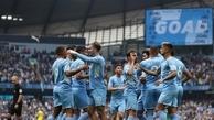 منچسترسیتی به روند پیروزی برگشت  اولین حضور قدوس در لیگ برتر