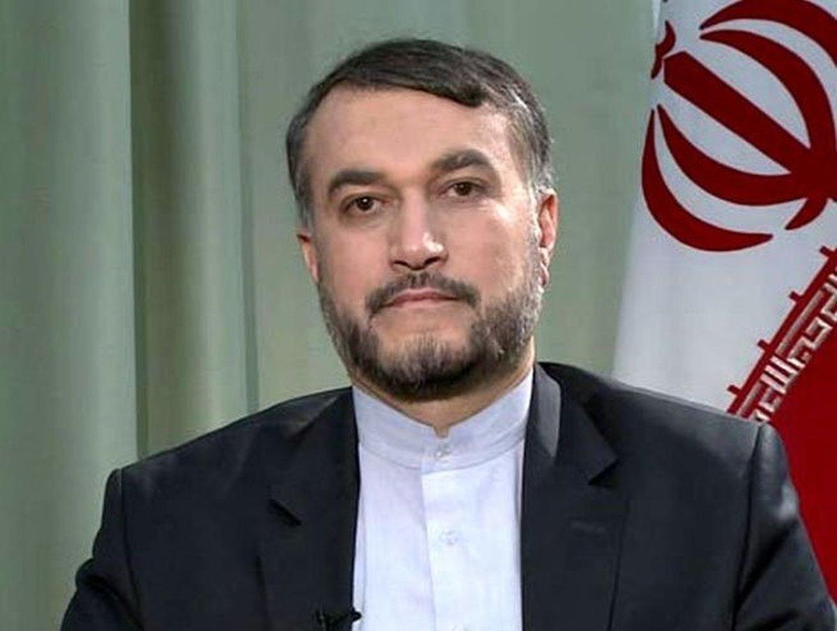 امیرعبداللهیان:رژیم صهیونیستی در آینده منطقه جایی نخواهد داشت