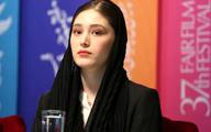 رابطه فرشته حسینی با نوید محمدزاده  | مصاحبه او با تلویزیون افغانستان + عکس
