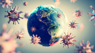 آمار کرونا در جهان تا ۲۴ فروردین +عکس