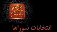 ۱۶ خرداد اسامی نهایی کاندیداهای انتخابات شوراها اعلام میشود