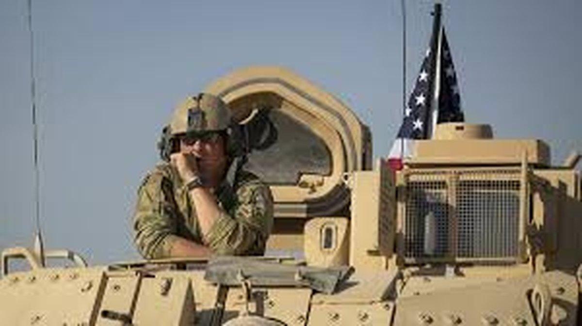 انفجار در مسیر کاروان ائتلاف آمریکایی در الانبار عراق