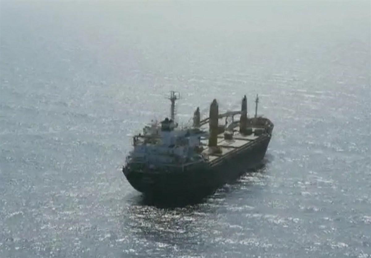سانحه برای کشتی ایرانی در دریای سرخ