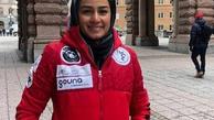 سرمربی زنان تیم ملی اسکی از سوی همسرش ممنوع الخروج شد| حاشیه های ممنوع الخروجی سرمربی تیم ملی
