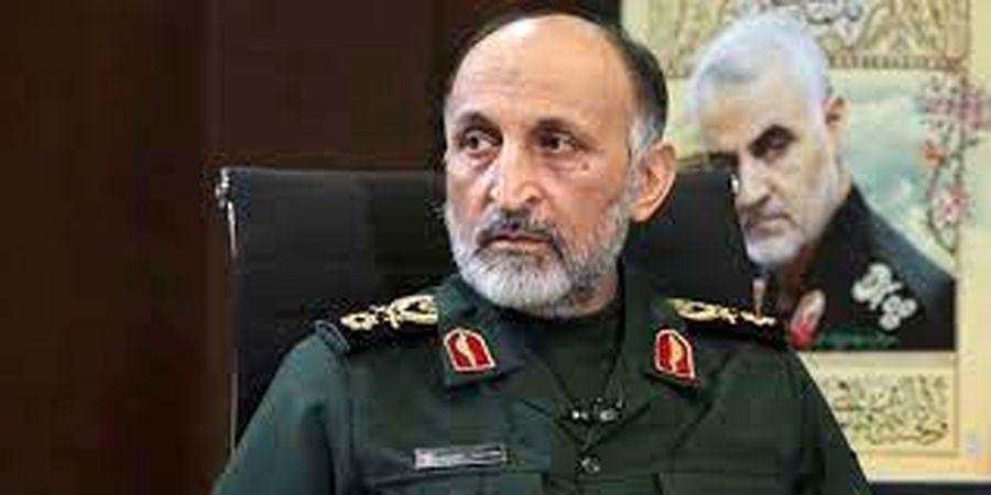 علت پرکشیدن سردار حجازی عارضه قلبی نبود
