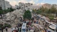 ازمیر ترکیه  |  تعداد کشته های زلزله به 35 نفر رسید
