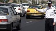 ترافیک تهران در اولین روز کاری مهر