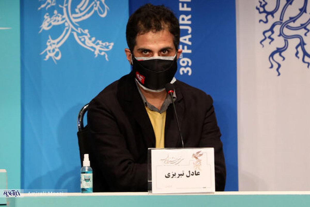 عادل تبریزی: فیلمنامه «گیجگاه»، زودتر از «روزی روزگاری در هالیوود» نوشته شد
