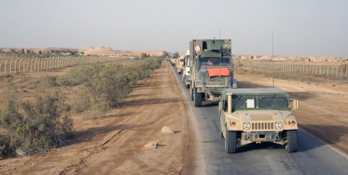 حمله به کاروان آمریکا در عراق