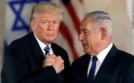 درمکالمه تلفنی دو هفته پیش میان ترامپ، نتانیاهو چه گذشت ؟
