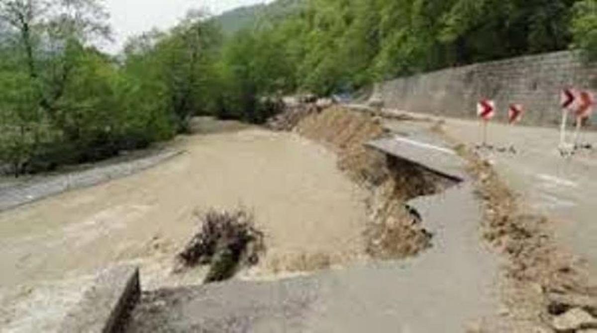 بارندگیهای شدید  | خسارت چند میلیارد تومانی سیل در فیروزکوه