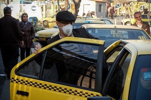 ابتکار جالب راننده تاکسی رودسری برای مقابله با کرونا