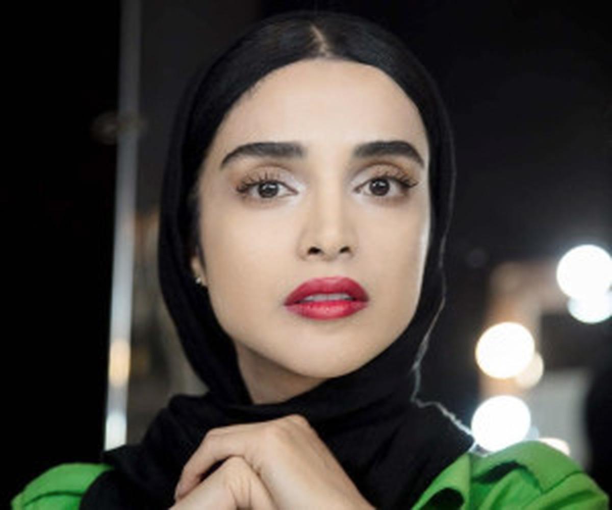 خوشگذرانی بازیگر جوان در گرانترین هتل ایران + تصاویر