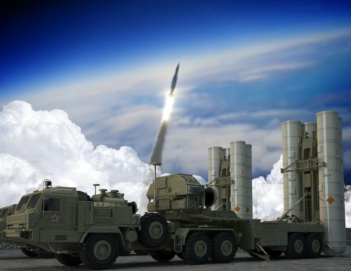 آزمایش موفق سامانه پدافند موشکی روسیه