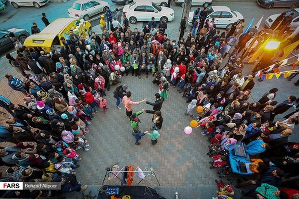 تصاویر | همدانیها میزبان جشنواره «تئاتر کودک»