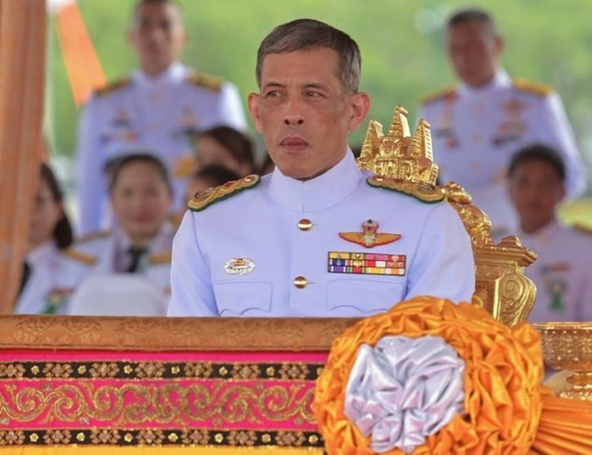 پارلمان تایلند ولیعهد را به عنوان پادشاه جدید تایید کرد