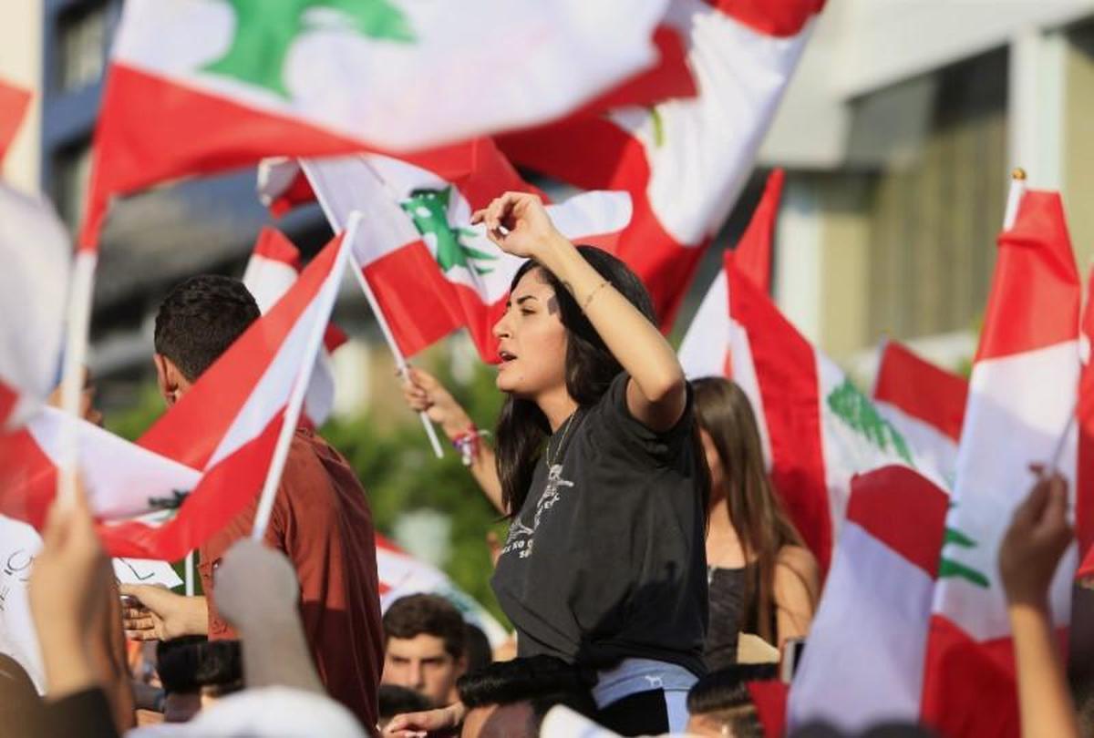 ویدئو : بحران و آشوب در لبنان