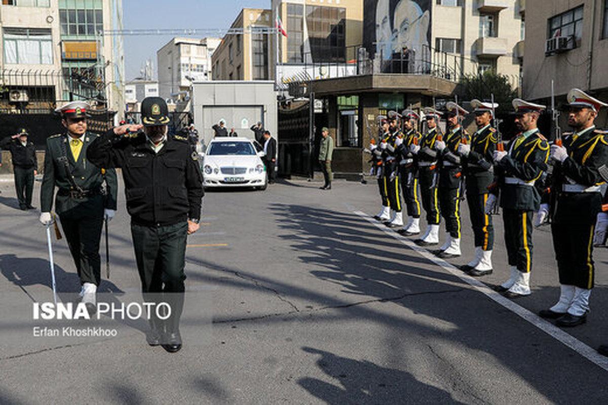 تصاویر | کشفیات نیروی انتظامی در سیامین مرحله از طرح رعد
