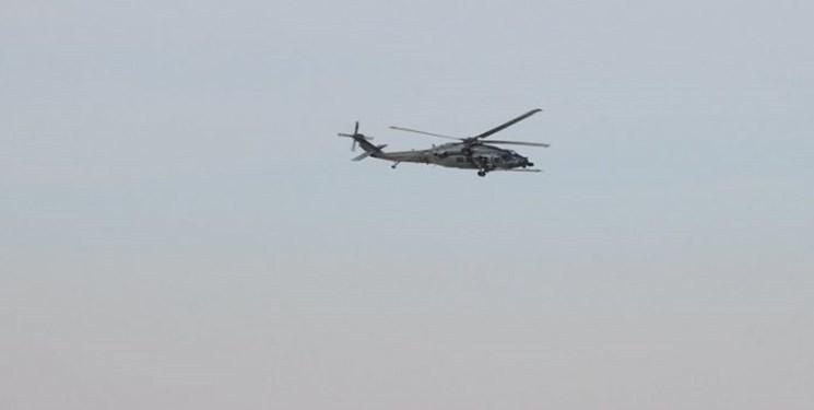 تشدید پرواز هواپیماهای جنگی آمریکا در مرز عراق و سوریه