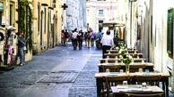 کرونا در ایتالیا باعث فقیرشدن بسیاری از مردم