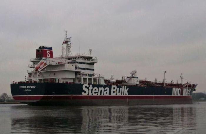 هند و روسیه پاسخ مالک کشتی توقیف شده انگلیس را ندادند