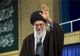دیدار هزاران نفر از مردم تبریز با رهبر معظم انقلاب اسلامی