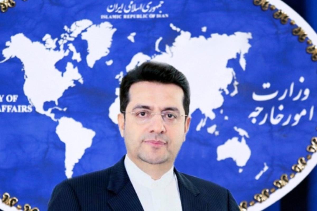 سخنگوی وزارت خارجه: ظریف آب در خوابگه مورچگان ریخت