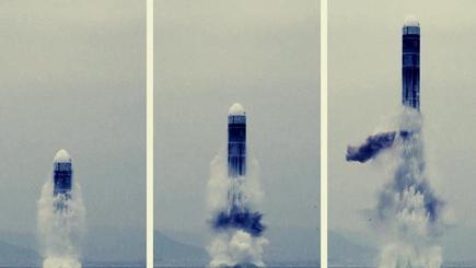 خبر آزمایش موشکی «مهم» کره شمالی با تصاویر ماهوارهای تأیید شد