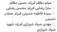 لیست جنجالی از کاندیداتوری آقازاده ها برای حضور در شورای شهر تهران| کدام آقازاده ها کاندید شورای شهر شدند؟