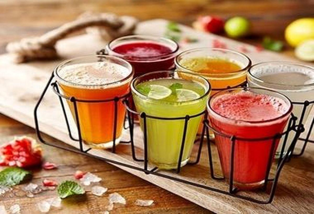 استفاده از نوشیدنیهای طبیعی به جای مُسکن