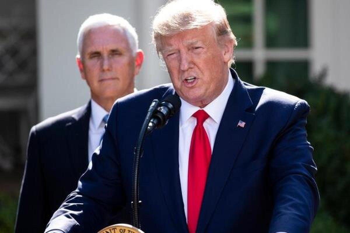 ترامپ: آمریکا در عدم موفقیت پرتاب ماهواره از سوی ایران نقشی نداشت