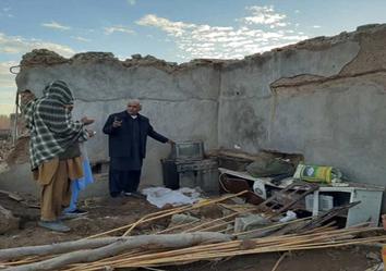فرماندار دلگان: به شدت نیازمند اقلام گرمایشی، پوشاک و مواد خوراکی هستیم