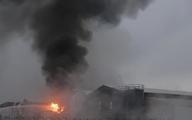 انفجار در یک پایگاه نظامی در روسیه ۲ کشته و ۱۵ زخمی بر جای گذاشت