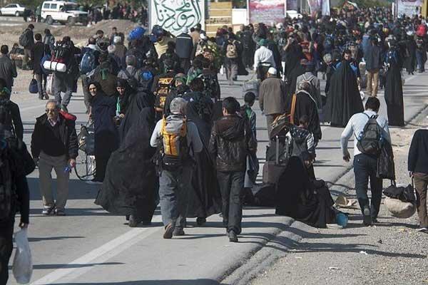 مرز مهران برای اربعین باز نیست |  منع ورود زائران به مرز مهران