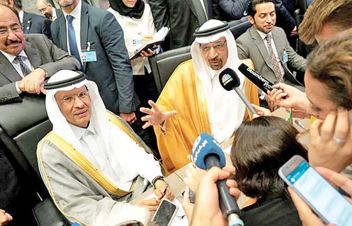 تابو شکنی نفتی در عربستان سعودی