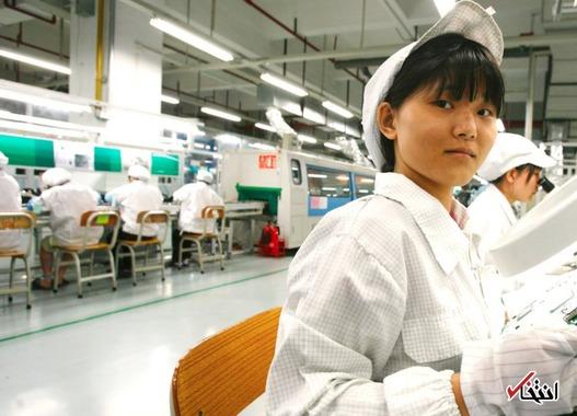 فاکسکان برای تولید سفارشات «آیفون 11» قوانین کار چین را نقض می کند