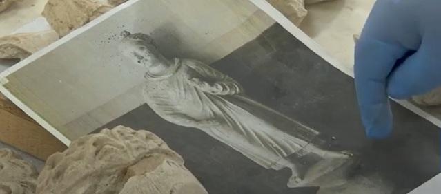 مرمت مجسمه ها ؛ جبران افتضاح طالبان