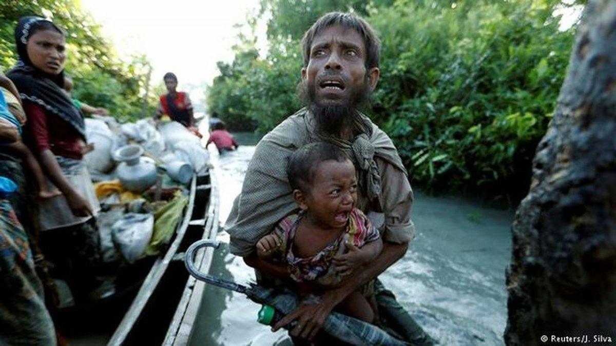 سازمان ملل: مسلمانان میانمار در شرف مرگ هستند