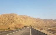 محور خرمآباد - پلدختر به صورت موقت بازگشایی شده است.