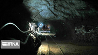 یک کشته در حادثه ریزش تونل در معدن منوجان کرمان