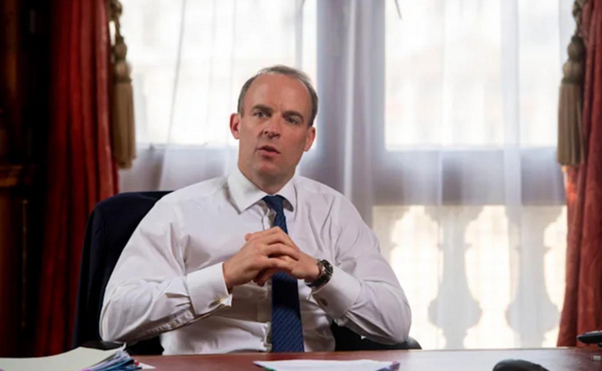 پیشنهاد وزیر خارجه انگلیس به رئیسی
