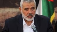 هنیه:  نظامیان صهیونیست  را مجبور به  عقبنشینی از مسجد الاقصی کردیم