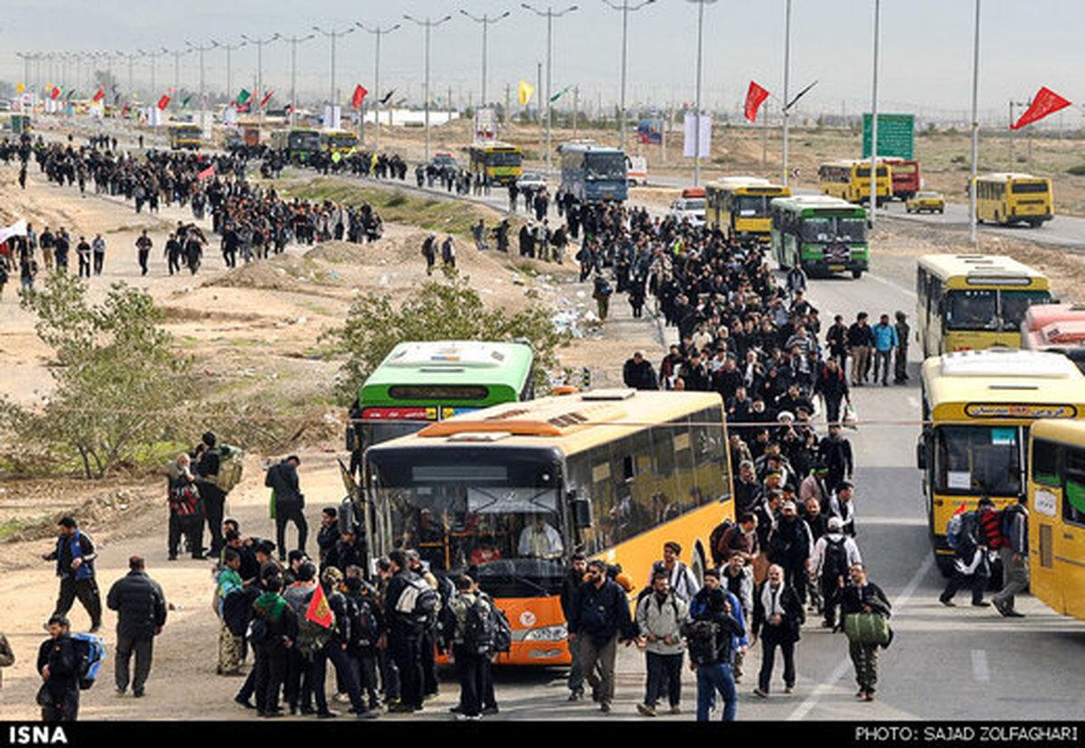 آخرین خبر از ترافیک محورهای مرزی غرب ایران