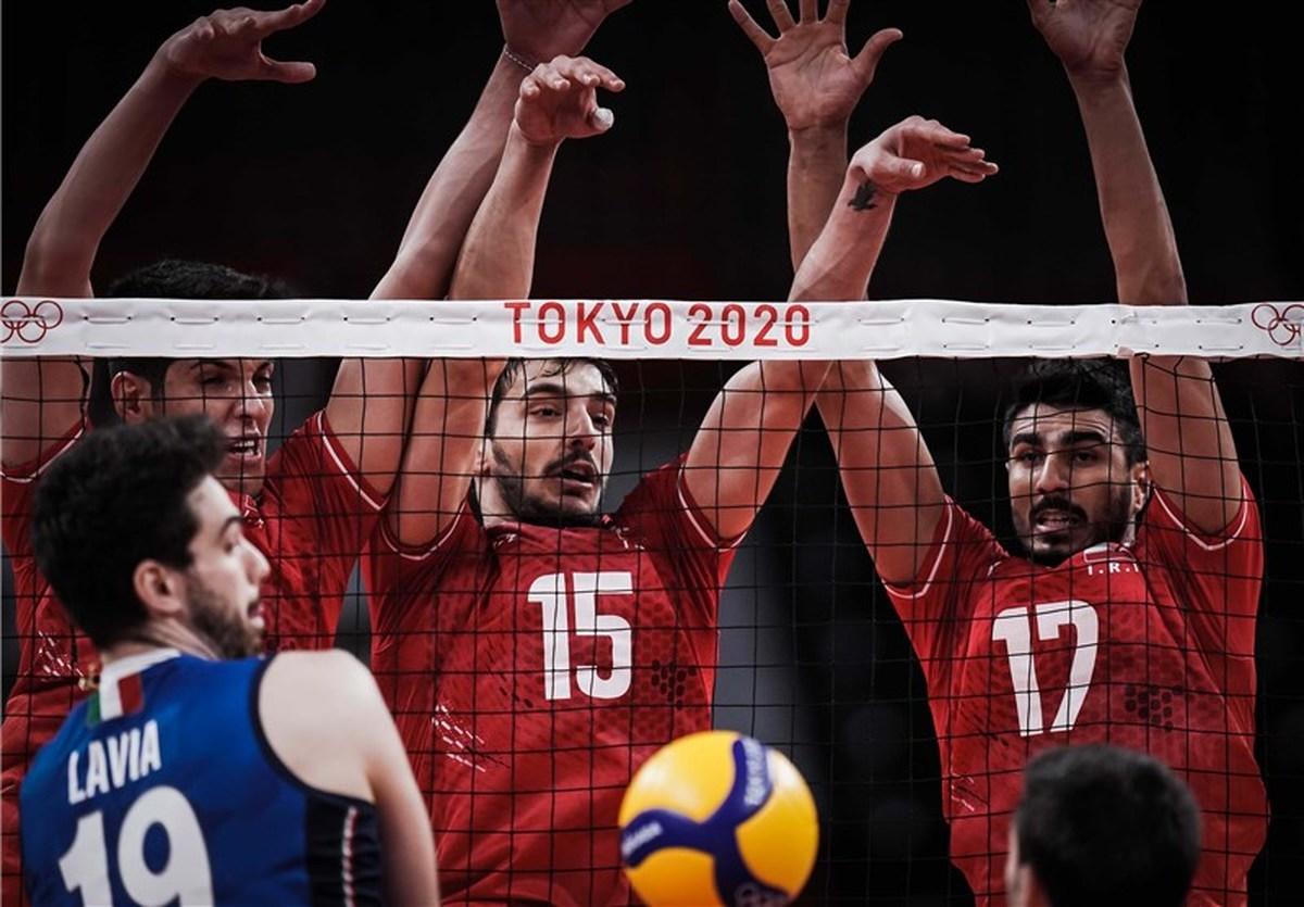 والیبال قهرمانی آسیا    پیروزی آسان ایران مقابل تایلند