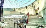 حریم شکسته هنر خوزستان | سارقان برای سومین بار به ساختمان انجمنهای هنری خوزستان دستبرد زدند