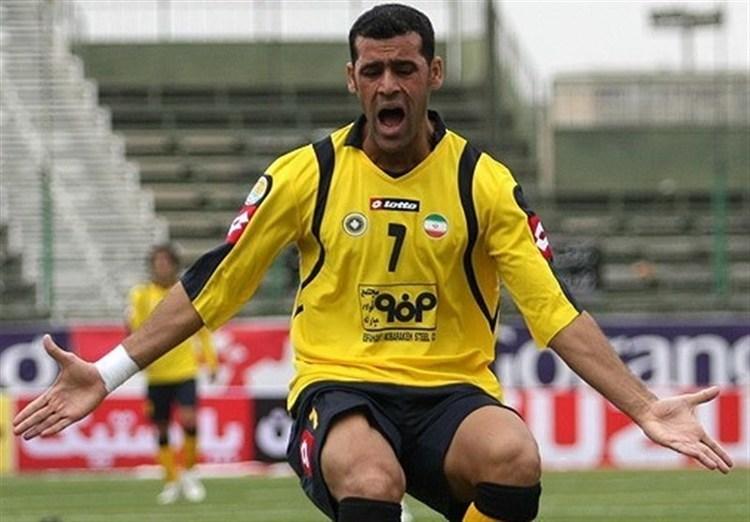 فوتبال |  مهاجم سابق باشگاه سپاهان کرونا را شکست داد