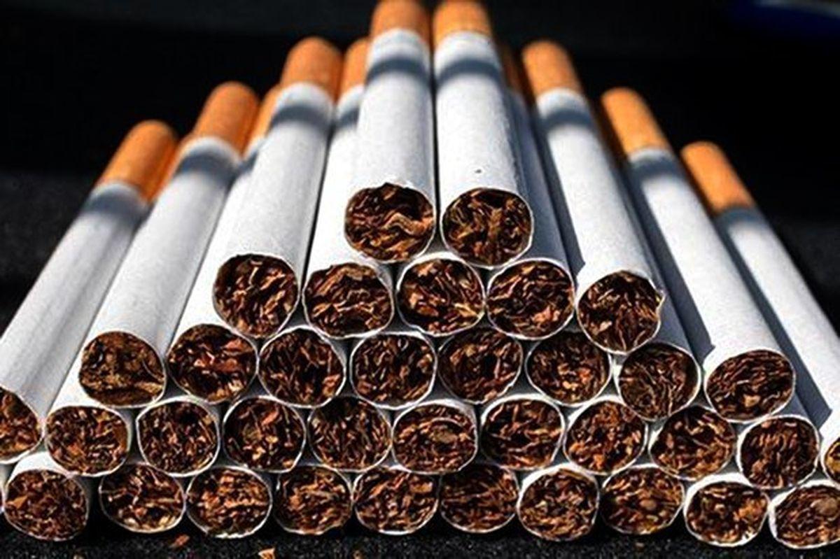افزایش ۲ برابری صادرات سیگار